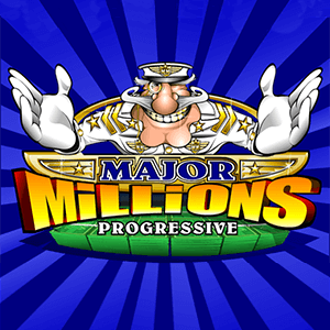 Major Millions - ein Microgaming progressiver Jackpot
